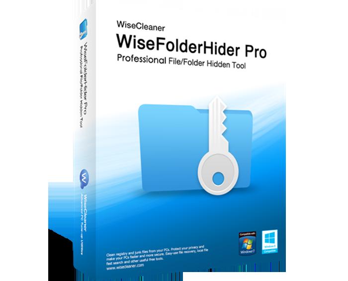 Wise Folder Hider PRO v.3.23.94
