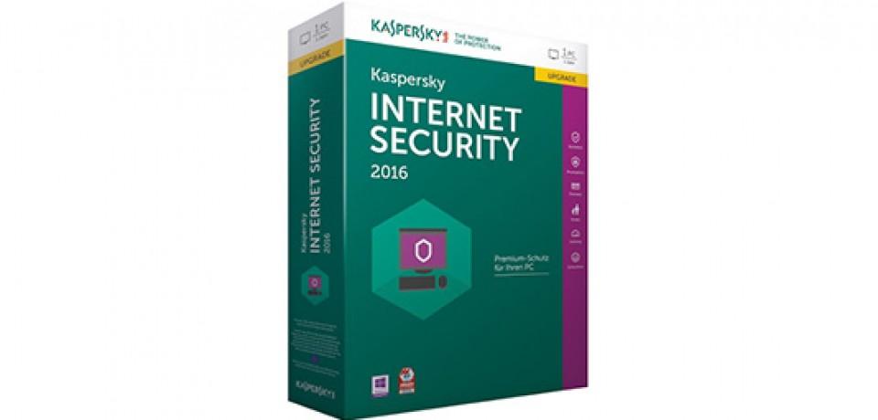 Kaspersky Internet Security 2016 v16.0.0.614 Espa帽ol, Completa Suite de Seguridad con Protecci贸n Total de tu PC