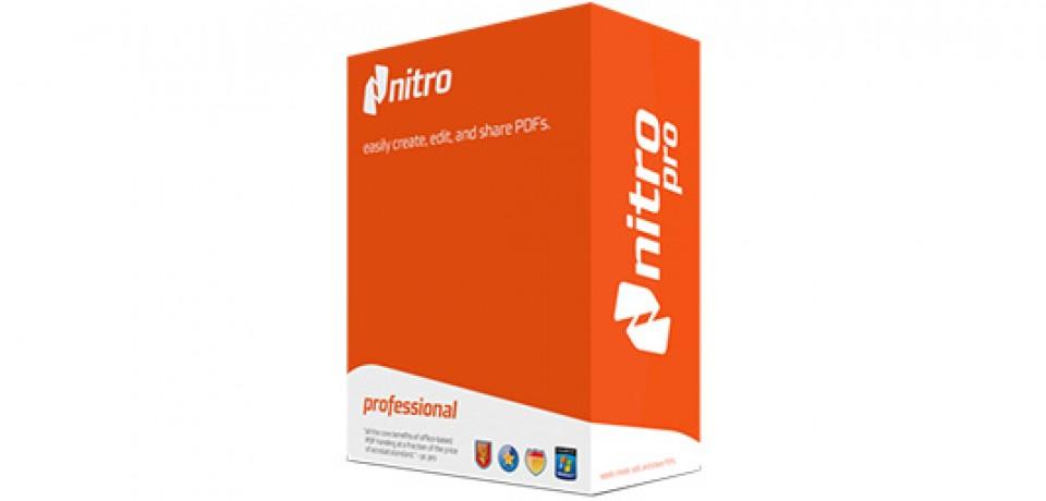 Nitro Pro v10.5.5.29 Espa帽ol, Cree y Edite Archivos PDF Facilmente