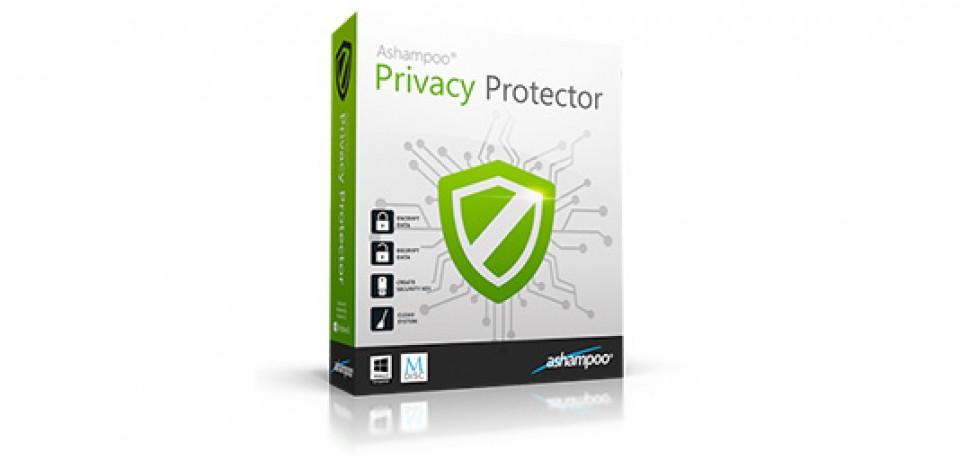 Ashampoo Privacy Protector v1.1.3 Multilenguaje (Espa帽ol), M谩s Seguridad para tus Datos