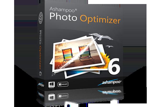 Ashampoo Photo Optimizer v6.0
