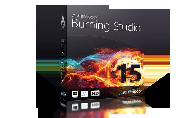 Descargar Ashampoo Burning Studio v15.0.2