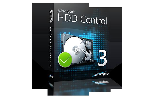 Descargar Ashampoo HDD Control