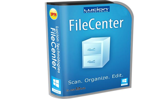 Descargar Lucion FileCenter Professional v8.0.0