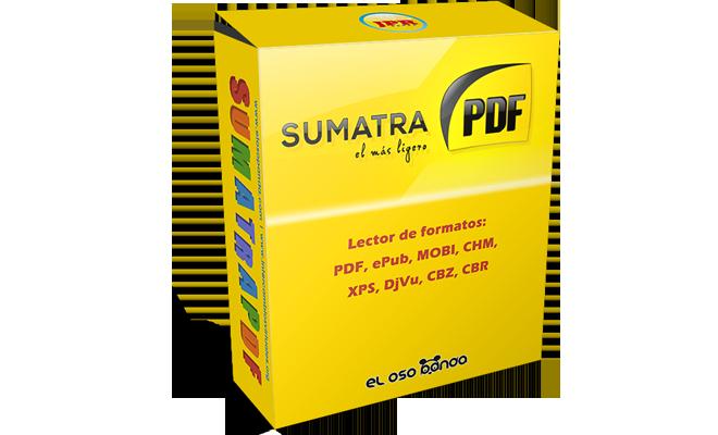 Descargar Sumatra PDF Reader v3