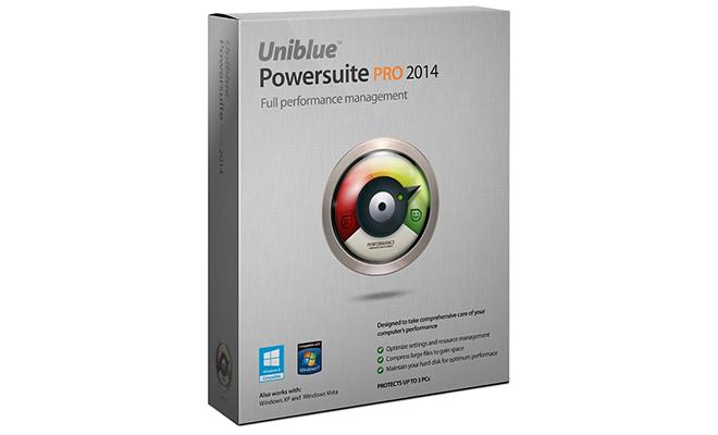 Descargar Uniblue PowerSuite 2015 v4.3.0