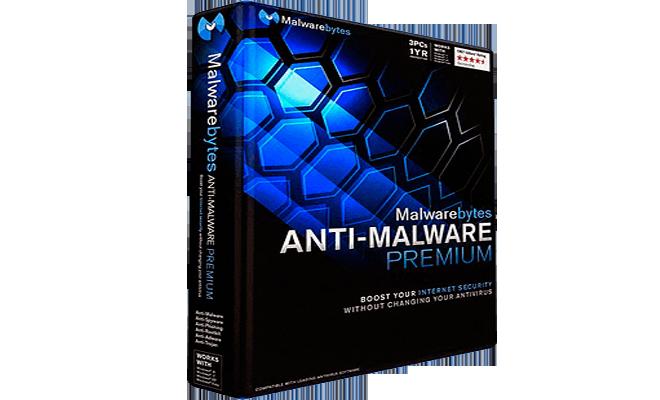 Malwarebytes Anti-Malware Premium v2.1.8