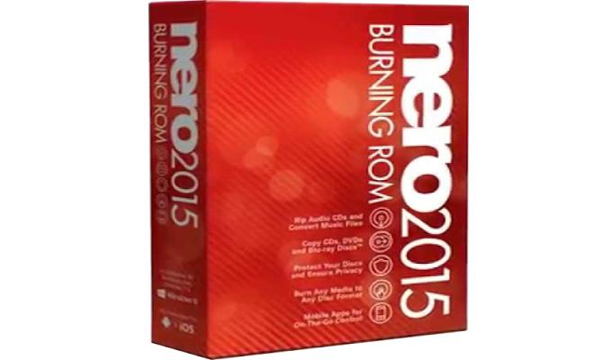 Nero Burning ROM 2015 v16.0