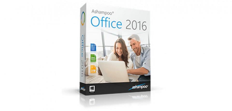 Ashampoo Office 2016 rev741 Multilenguaje (Espa帽ol), Realiza Cualquier Tarea de la Oficina