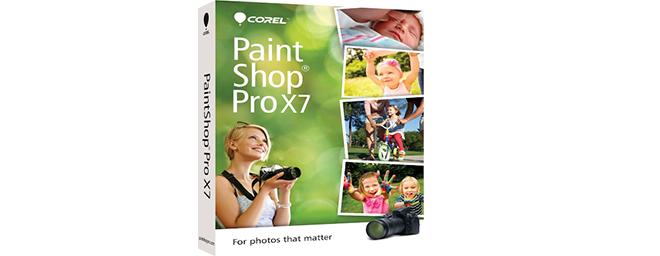 Corel PaintShop Pro X7 v17.3.0.30 SP3