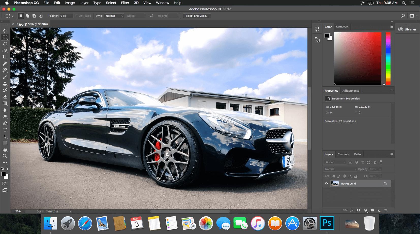Photoshop CC para MAC