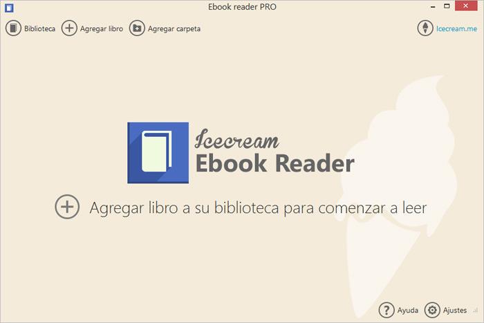 Icecream Ebook Reader Pro 4