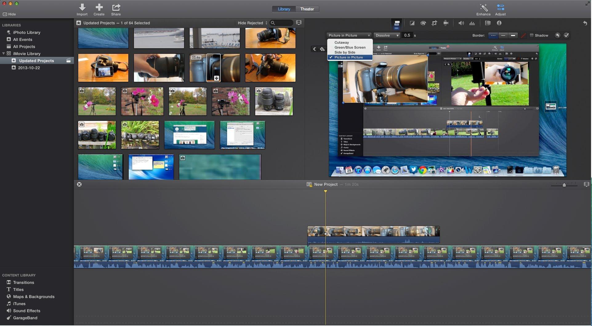 Descargar iMovie V10.0.4 Para Mac | Completo | Multilenguaje Español ...