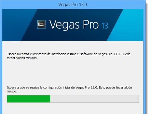 Descargar SONY Vegas PRO v13.0.453 Full Español + Crack (Mega)