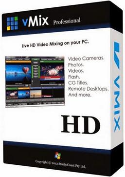 vMix Pro box cover caratula