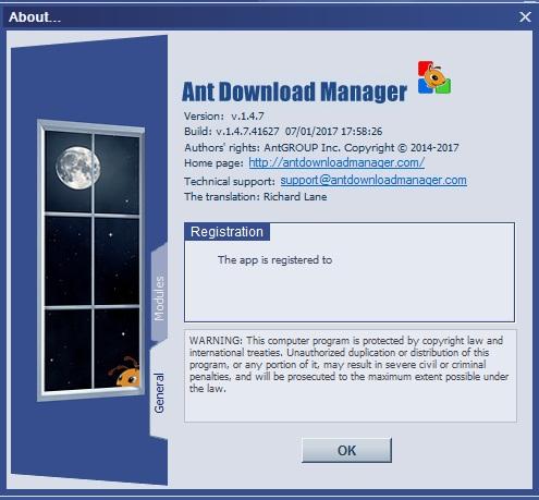 Ant Download Manager Pro v1.4.7