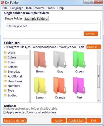 Doctor Folder
