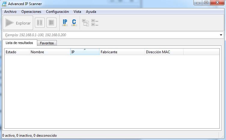 Advanced IP Scanner v2.4