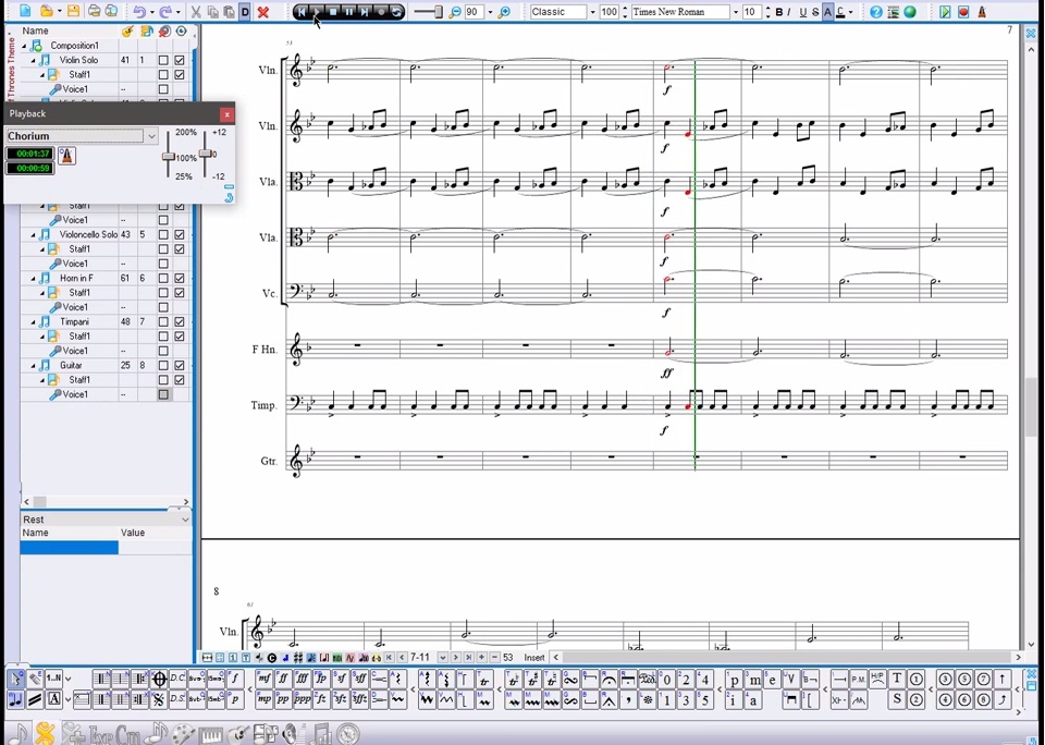 MagicScore Maestro 8.28