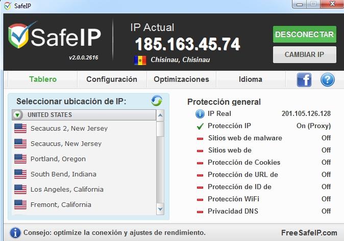 Safe Ip