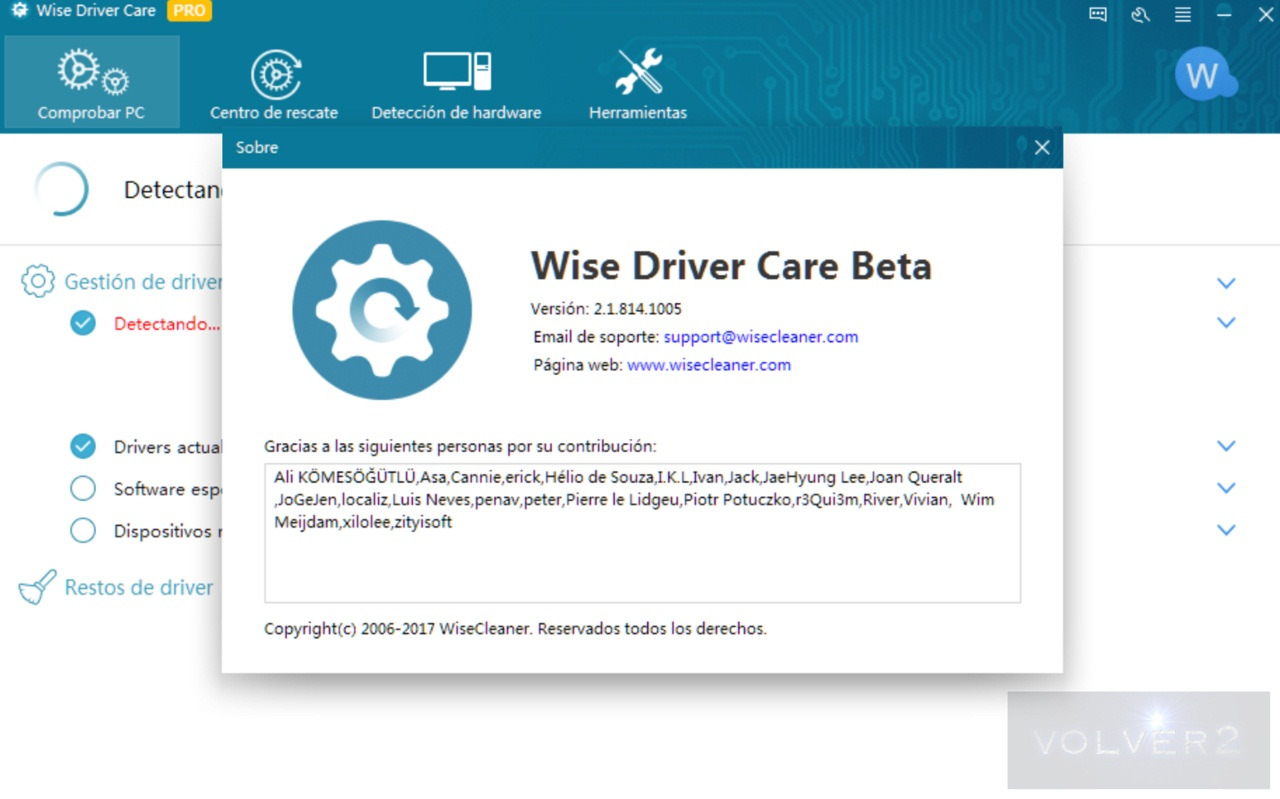 wise driver care serial key