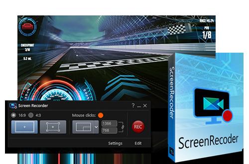 Resultado de imagen de CyberLink Screen Recorder Deluxe