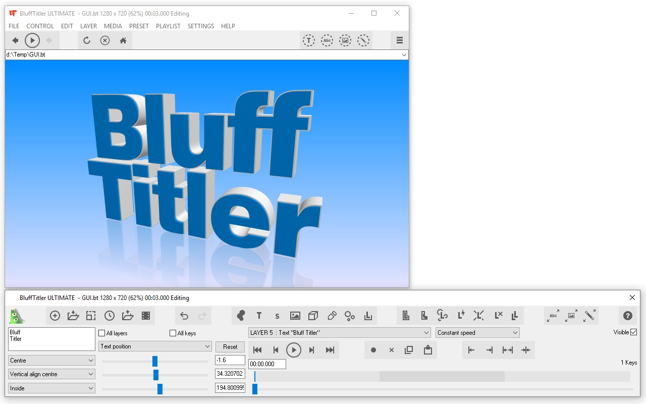 Resultado de imagen para BluffTitler Ultimate 14