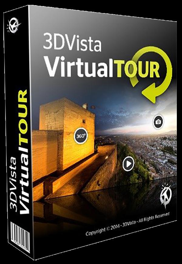 3DVista Virtual Tour Suite 1.3.47 cover