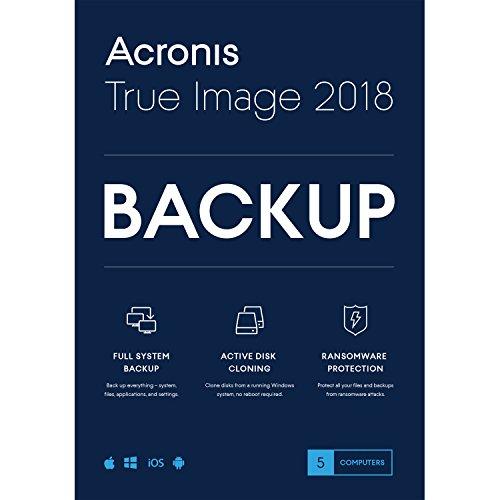 Acronis True Image 2018 v22.5.1.11530