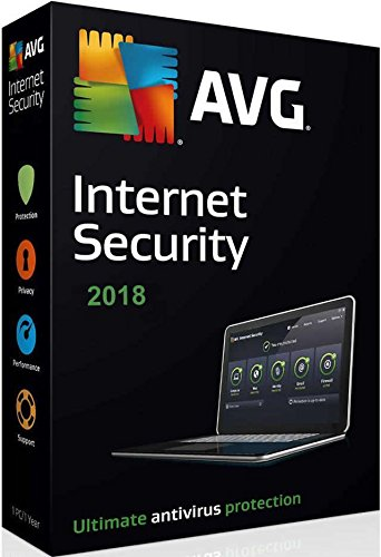 AVG Internet Security 18.3.3860 cover