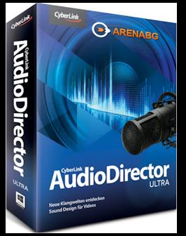CyberLink AudioDirector Ultra 8.0.2817.0