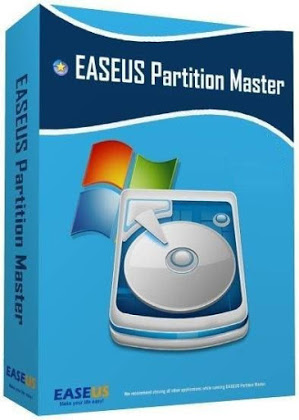 EaseUS Partition Master 12.9 cover