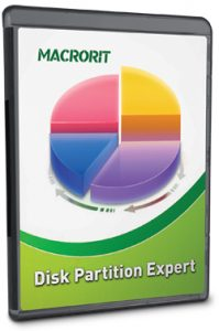 Disk Partition Expert 4.9.0 cover