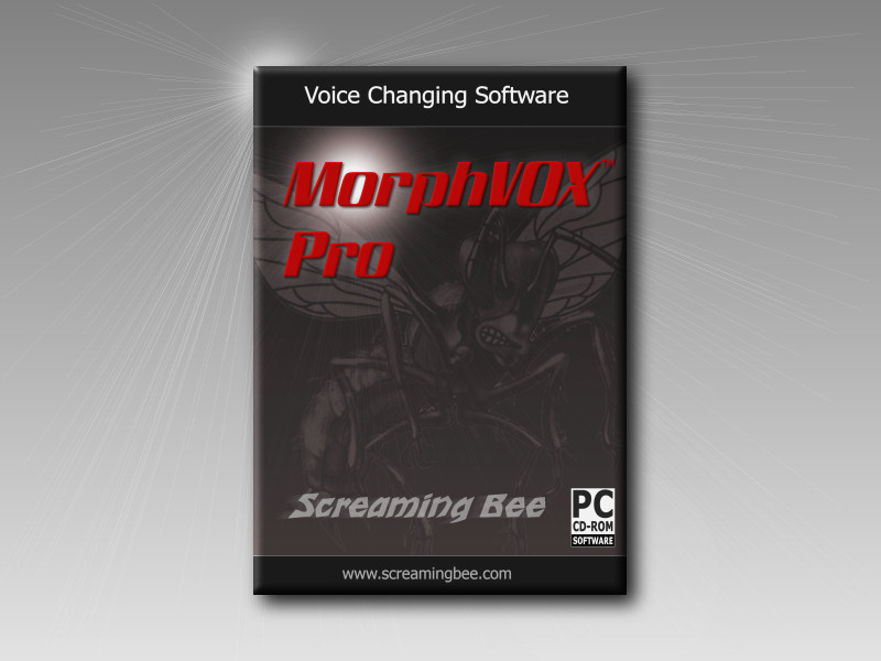 Screaming Bee MorphVOX Pro 4.4.71 cover