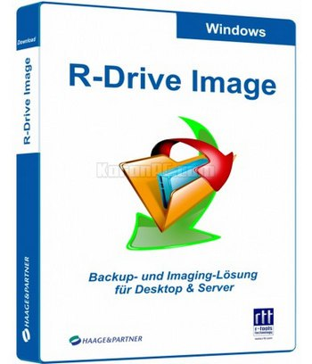 R-Tools R-Drive Image 6.2