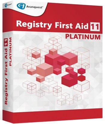 Registry First Aid Platinum 11.1.0.2492 cover