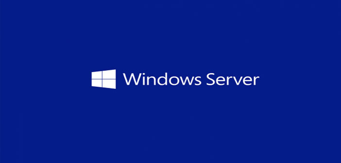 Windows Server 1803 Español