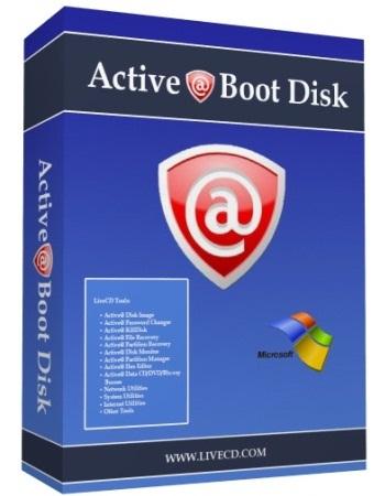 Active@ BootDisk v12.0.3