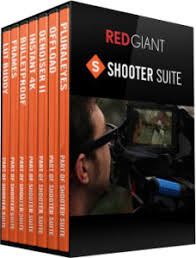 Red Giant Shooter Suite 13.1.6