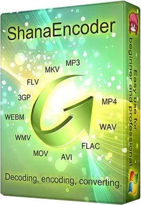 ShanaEncoder v4.8