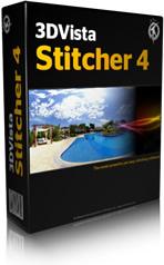 3DVista Stitcher 4.0.57 cover