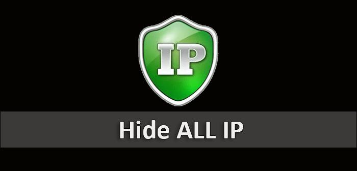 Hide ALL IP 2018.04.29.180429