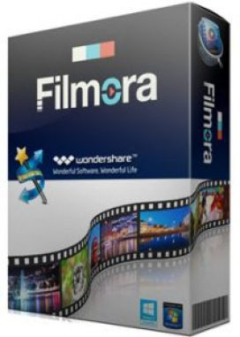 Wondershare Filmora 8.6