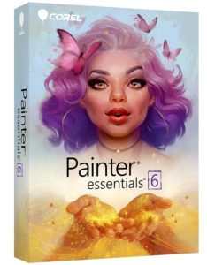 MAC OSX – Corel Painter Essentials 6 – Corel para novatos