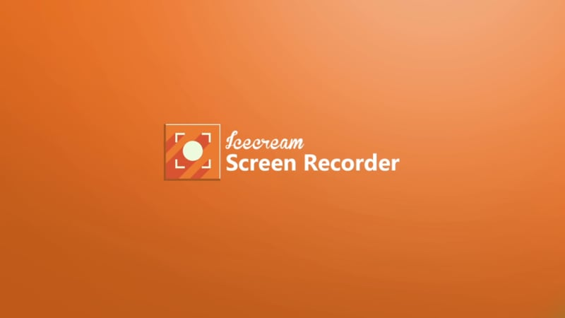 Icecream Screen Recorder Pro 5.70