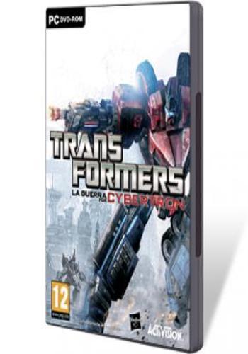 Transformers 3 La Guerra por Cybertron