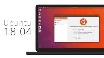 Ubuntu Desktop 18.04 LTS