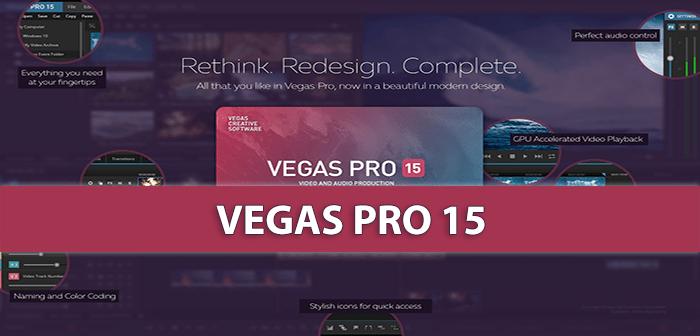 VEGAS Pro 15.0.0.384