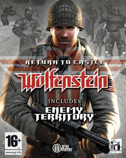 Wolfenstein Enemy Territory PC