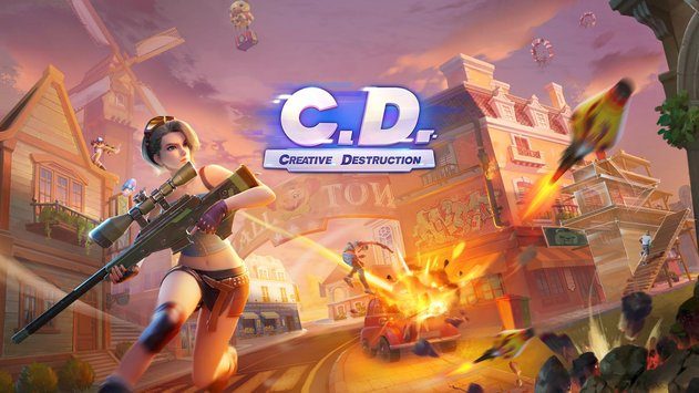 Creative Destruction APK